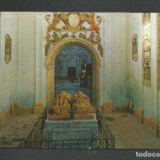 Postales: POSTAL CIRCULADA - MONASTERIO DE SAN PEDRO DE CARDEÑA 4 - BURGOS - EDITA SICILIA. Lote 148143642