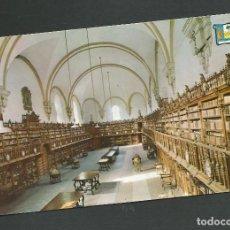 Postales: POSTAL SIN CIRCULAR - SALAMANACA 63 - UNIVERSIDAD - BIBLIOTECA - EDITA CERVANTES. Lote 148152294