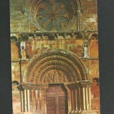 Postales: POSTAL SIN CIRCULAR - SORIA 13 - IGLESIA DE SANTO DOMINGO - EDITA VISTABELLA. Lote 148152562