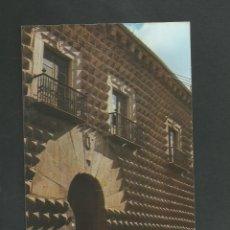 Postales: POSTAL SIN CIRCULAR - SEGOVIA 101 - CASA DE LOS PICOS - EDITA MARINO ROYUELA. Lote 148152822