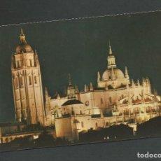 Postales: POSTAL SIN CIRCULAR - SEGOVIA 106 - LA CATEDRAL - EDITA JOSE LUIS GONZALEZ. Lote 148153558