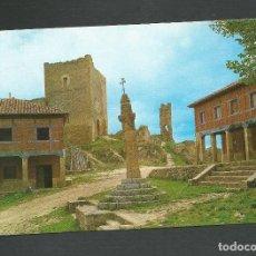 Postales: POSTAL SIN CIRCULAR - CALATAÑAZOR - SORIA - PLAZA DE LA VILLA Y ROLLO MEDIEVAL - EDITA SICILIA. Lote 148154018