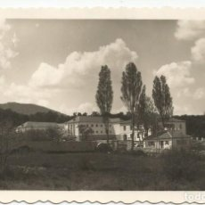 Postales: SAN RAFAEL - VISTA GENERAL DE LA RESIDENCIA DE FRANCISCO FRANCO - Nº 3 ED. ARRIBAS. Lote 148167930