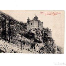 Postales: SORIA.- ERMITA DE SAN SATURIO, PATRÓN DE LA CAPITAL.. Lote 148499258
