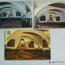 Postales: LOTE DE 3 POSTALES DE SALAMANCA : PARANINFO DE LA UNIVERSIDAD . DISTINTAS.. Lote 148509678