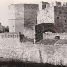 Postales: POSTAL DE ZAMORA - CASTILLO. Lote 148889554