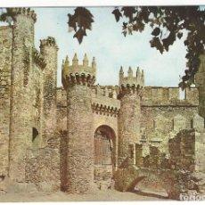 Postales: 2005 - PONFERRADA.- CASTILLO DE LOS TEMPLARIOS.. Lote 149478446