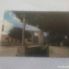 Postales: POSTAL DE ÁVILA. AÑO 1958. PUERTA DE SAN VICENTE Y MURALLAS. ED. MANIPEL S/N.SIN CIRCULAR.. Lote 149713666