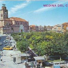 Cartoline: POSTAL MEDINA DEL CAMPO PLAZA MAYOR. Lote 149843798