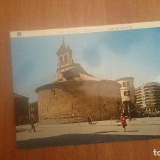 Postales: POSTAL SALAMANCA IGLESIA DE SAN MARCOS SIN CIRCULAR. Lote 150267230
