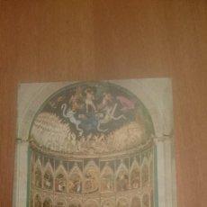 Postales: POSTAL SALAMANCA RETABLO CATEDRAL VIEJA SIN CIRCULAR. Lote 150267498