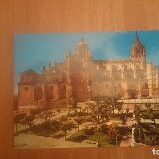 Postales: POSTAL SALAMANCA CATEDRAL NUEVA SIN CIRCULAR. Lote 150268146