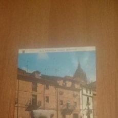 Postales: POSTAL SALAMANCA TORO IBERICO SIN CIRCULAR. Lote 150268514