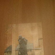 Postales: POSTAL SALAMANCA MONUMENTO A UNAMUNO SIN CIRCULAR. Lote 150268786