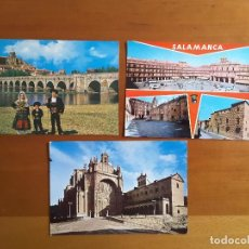 Postales: LOTE POSTALES SALAMANCA. Lote 150617302