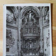 Postales: BURGOS CATEDRAL CAPILLA DEL CONDESTABLE Nº 110 ED. GARCIA GARRABELLA. Lote 150788018