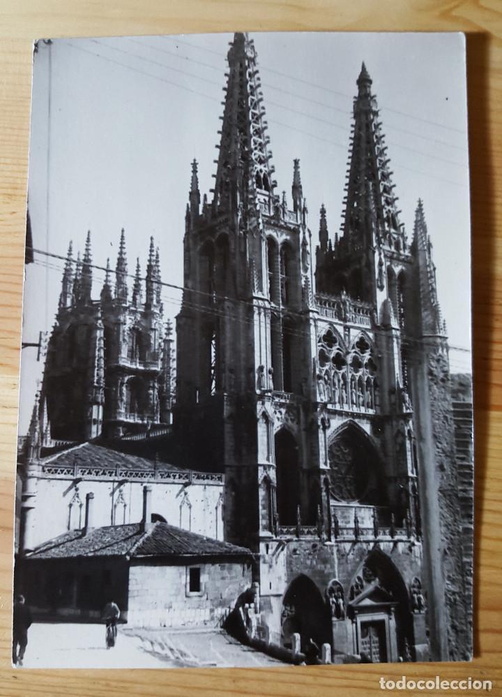 BURGOS CATEDRAL A991 PFORZHEIM (Postales - España - Castilla y León Moderna (desde 1940))