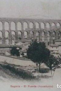Segovia. El puente (Acueducto)