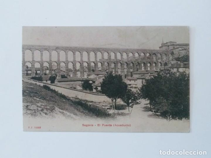 Segovia. El puente (Acueducto) - 135710579