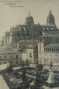 Salamanca Plaza de Colón