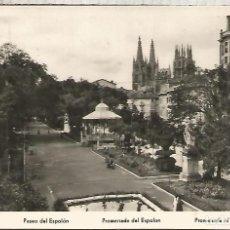 Postkarten - BURGOS PASEO ESPOLON ESCRITA - 151077394