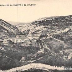 Postais: OÑA (BURGOS).- COLEGIO DE P.P. JESUITAS.-ANTIGUO Y REAL MONASTERIO S. SALVADOR-VISTA GRAL DEL COLEGI. Lote 151380250