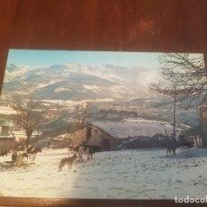 Postales: ANTIGUA POSTAL. BEJAR. SALAMANCA. SIERRA DE BEJAR Y CANDELARIO (INVIERNO). SIN CIRCULAR.. Lote 151498474