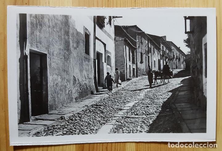 AVILA UNA CALLE TIPICA Nº 19 ED. GARCIA GARRABELLA (Postales - España - Castilla y León Moderna (desde 1940))
