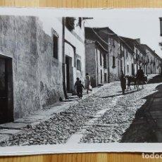 Postales: AVILA UNA CALLE TIPICA Nº 19 ED. GARCIA GARRABELLA . Lote 151617250