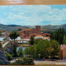 Postales: BARCO DE AVILA VISTA PARCIAL IGLESIA ASUNCIÓN ED STUDIO Nº42. Lote 151626706