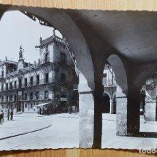 Postales: LEON PLAZA MAYOR Y CONSISTORIO ED. ARRIBAS Nº 23. Lote 152932498