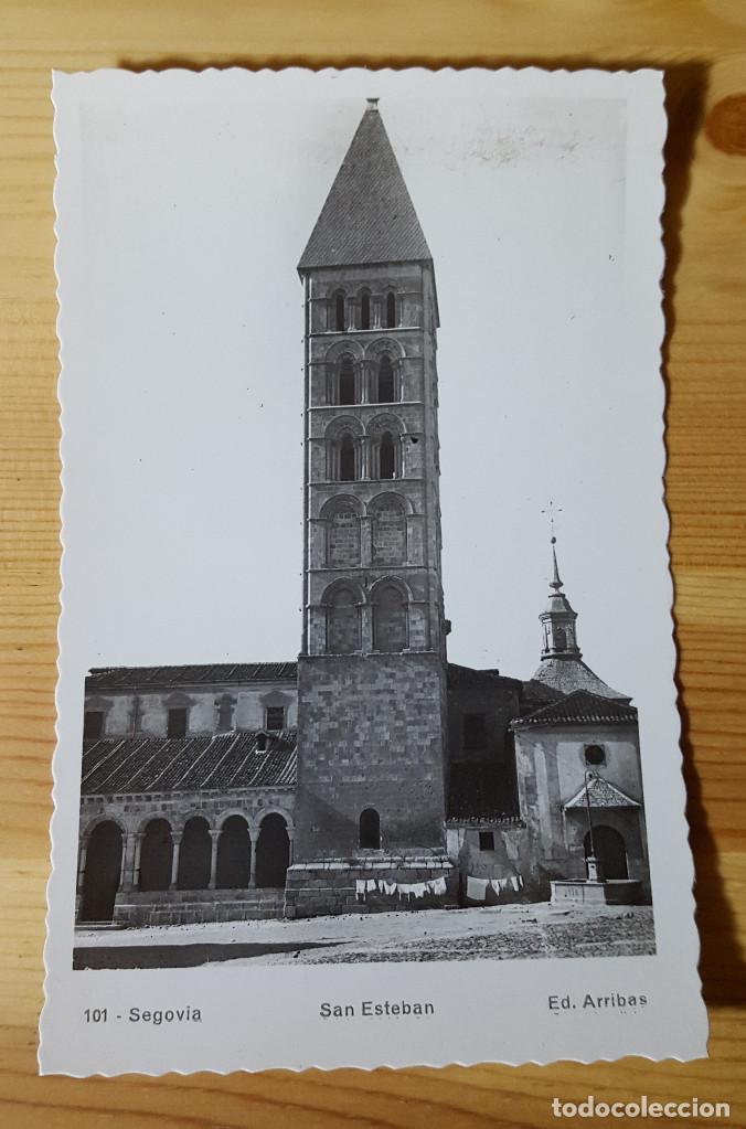 SEGOVIA SAN ESTEBAN ED. ARRIBAS Nº 101 (Postales - España - Castilla y León Moderna (desde 1940))