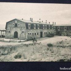 Postales: AVILA. PARADOR NACIONAL DE GREDOS. VISTA EXTERIOR. FOTO WUNDERLICH. S/C. Lote 153655030