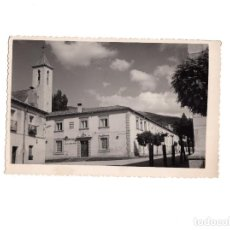 Postales: LA GRANJA DE SAN ILDEFONSO.(SEGOVIA).- IGLESIA DE PÍO XII, CENTRO DE ESTUDIOS PÍO XII.. Lote 153879050