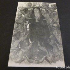 Postales: BURGO DE OSMA SORIA VIRGEN. Lote 154208962
