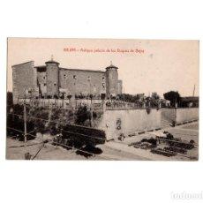 Postales: BÉJAR.(SALAMANCA).- ANTIGUO PALACIO DE LOS DUQUES DE BÉJAR. Lote 154235146