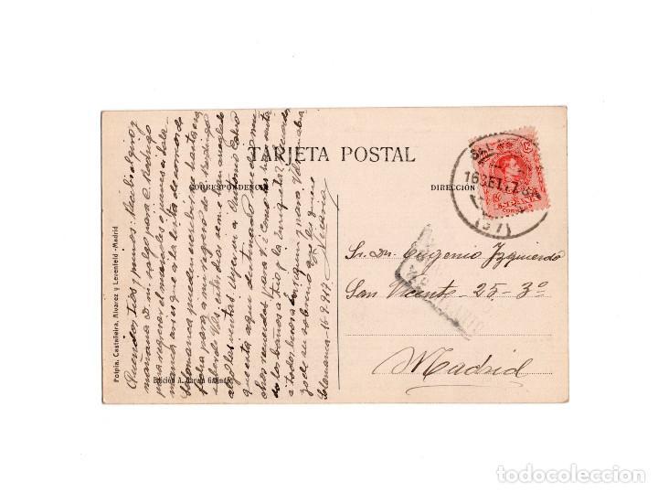 Postales: BÉJAR.(SALAMANCA).- ANTIGUO PALACIO DE LOS DUQUES DE BÉJAR - Foto 2 - 154235146