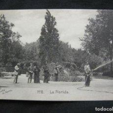 Postales: CIUDAD RODRIGO-SALAMANCA-LA FLORIDA-8-FOT· A.PAZOS-POSTAL ANTIGUA-(57.566). Lote 154326302