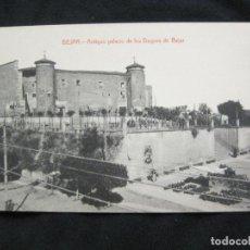 Postales: BEJAR-PALACIO DE LOS DUQUES DE BEJAR-FOTOTIPIA CASTAÑEIRA Y ALVAREZ-POSTAL ANTIGUA-(57.567). Lote 154326486