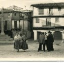 Postales: LA ALBERCA-PLAZA Y TRAJE TÍPICO- ARRIBAS Nº 29. Lote 154437794