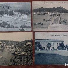 Postales: ESPAÑA 1900-1930 LOTE DE 32 POSTALES. Lote 154704282
