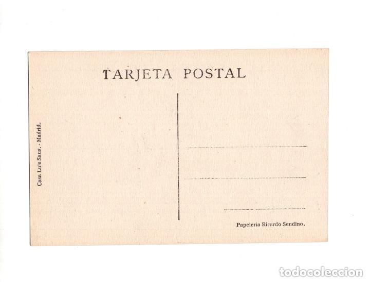 Postales: MEDINA DEL CAMPO.(VALLADOLID).- GALERIAS Y PATIO DEL CUARTEL DEL MARQUÉS DE LA ENSENADA - Foto 2 - 154719014