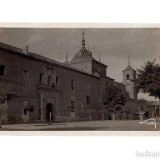 Postales: OLMEDO.(VALLADOLID).- IGLESIA DE SAN JULIAN Y SAN PABLO. Lote 154990922