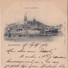 Postales: SALAMANCA - VISTA GENERAL. Lote 155184730