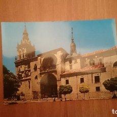 Postales: POSTALCATEDRALES DE ESPAÑA DE BURGO DE OSMA SORIA SIN CIRCULAR. Lote 155193222