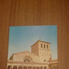 Postales: POSTAL MONASTERIO CIRTERCIENSE DE SANTA MARIA DE HUERTA SORIA CLAUSTROS BAJO Y ALTO SIN CIRCULAR. Lote 155194098