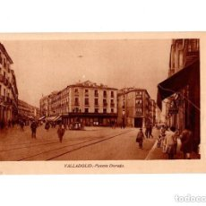 Postales: VALLADOLID.- FUENTE DORADA. Lote 155424606