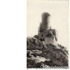 Cartes Postales: POSTAL PEÑAFIEL (VALLADOLID) CASTILLO. 1960. Lote 114480727