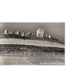 Cartes Postales: POSTAL PEÑAFIEL (VALLADOLID) CASTILLO. PARTE POSTERIOR. Lote 114480863