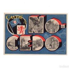 Postales: POSTAL PUBLICITARIA. CALDAS DE NOCEDO.. Lote 155813022